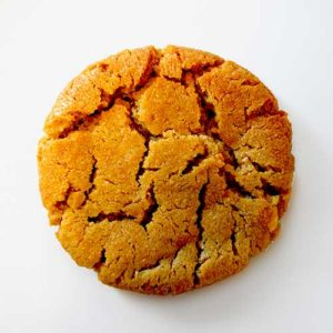 ピーナッツバタークッキー<