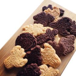フラワーズベイクラインの「どきどきクッキー」今年も発掘開始しました。